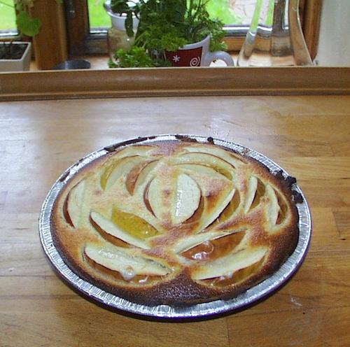 Mazarin æbletærte (2 stk.)
