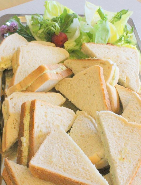 Makrel sandwich