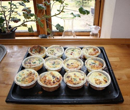 Ægge souffle i muffinsform – 12 stk.
