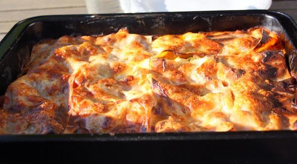Lasagne, 1 stor