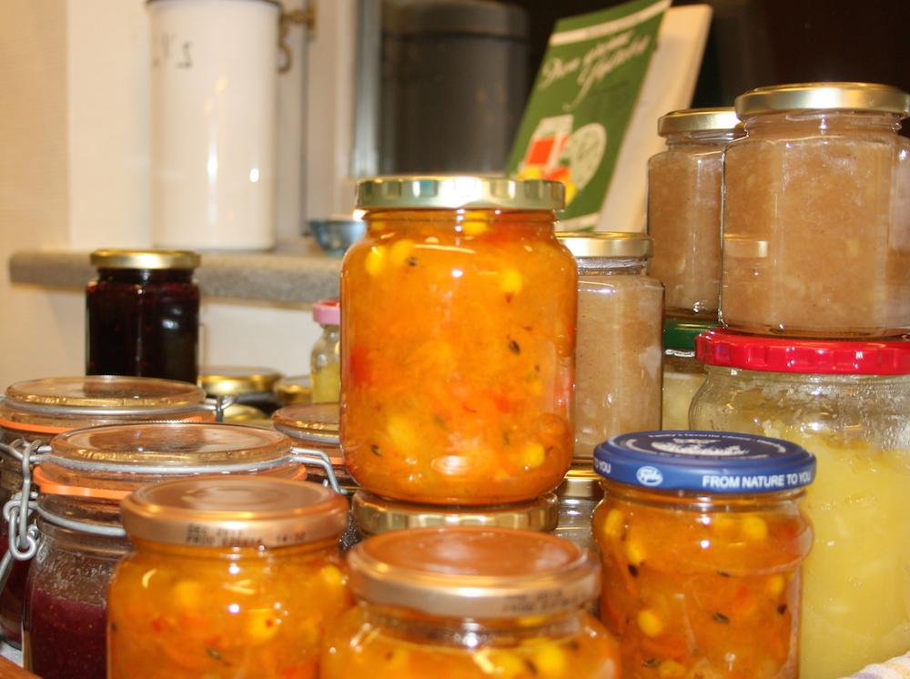 Havtorn,hyben, æble, gulerods marmelade
