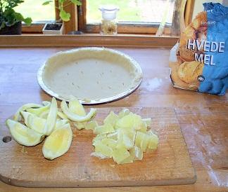 Citrontærte (2 stk.)