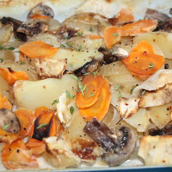 Flødekartofler – med mere